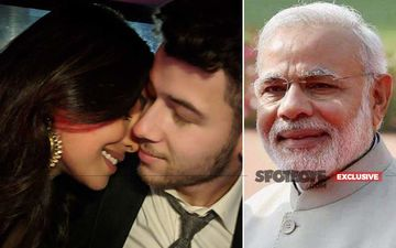 Priyanka Chopra-Nick Jonas In Delhi To Invite PM Modi For Their Wedding- In Pics