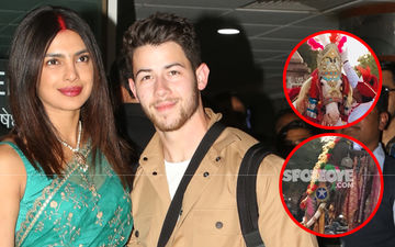 Priyanka Chopra-Nick Jonas Invite The Wrath Of PETA For Animal Abuse At Their Wedding