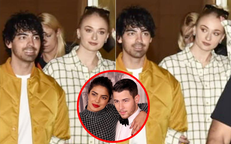 Priyanka Chopra-Nick Jonas Wedding: Bhaiya & Would-Be Bhabhi Joe Jonas-Sophie Turner Land In Mumbai