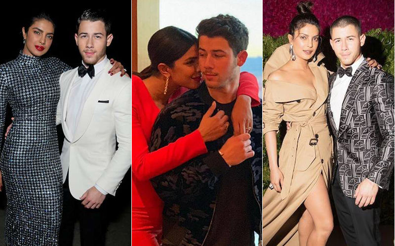 Priyanka Chopra-Nick Jonas Wedding: Couple's Love Story In 15 Pictures
