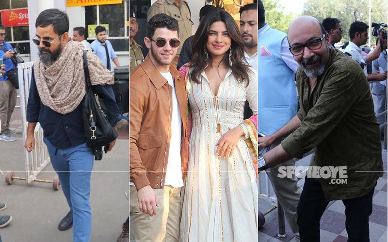 Priyanka Chopra-Nick Jonas Wedding: Designer Sabyasachi, Make-up Artiste Mickey Contractor, Singer Manasi Scott Arrive In Jodhpur