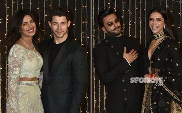Priyanka Chopra-Nick Jonas Wedding Reception: Bajirao-Mastani Come To Wish Kashibai