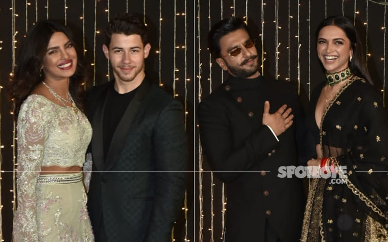 Priyanka Chopra-Nick Jonas Wedding Reception: Bajirao-Mastani Come To Wish Kashibai
