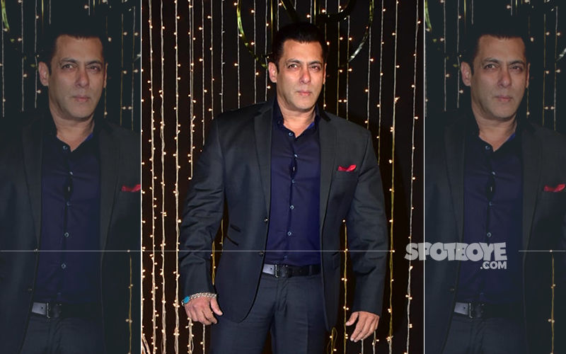 Priyanka Chopra-Nick Jonas Wedding Reception: Salman Khan Is Here! Time To Kiss And Make Up