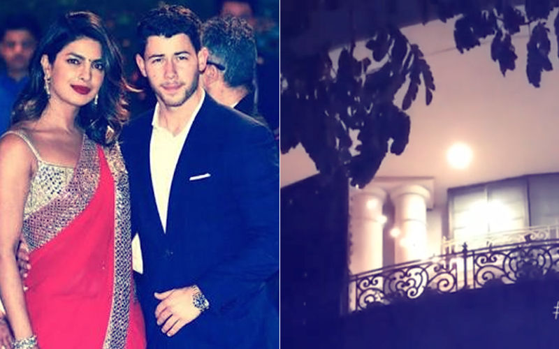 Priyanka Chopra's Official Engagement With Nick Jonas On Saturday? Preparations in Full Swing At Her Bungalow