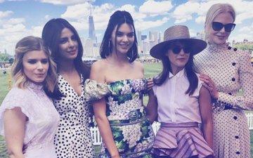 Priyanka Chopra's Day Out With Nicole Kidman, Kendall Jenner, Kate Mara & Keri Russell