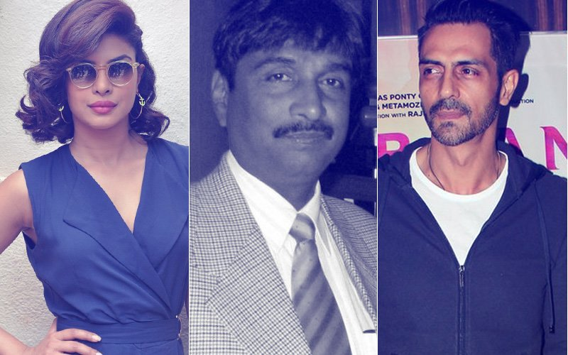 Priyanka Chopra's Former (In)famous Manager Jaju Gets Into A Fight With Arjun Rampal