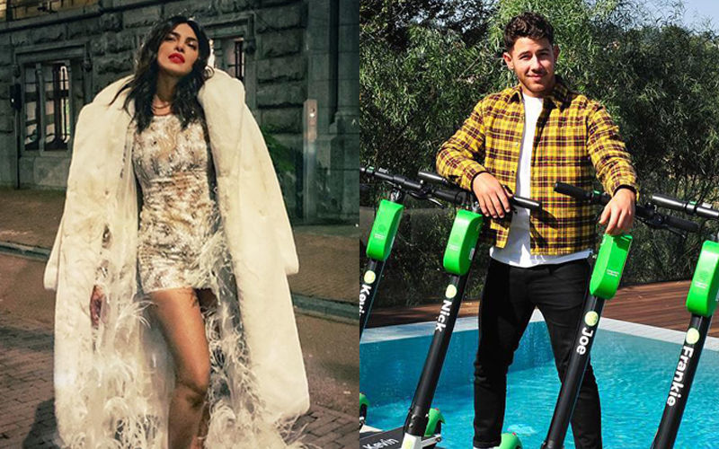 'Epic': Priyanka Chopra Sums Up Nick Jonas' Bachelor Party In One Word