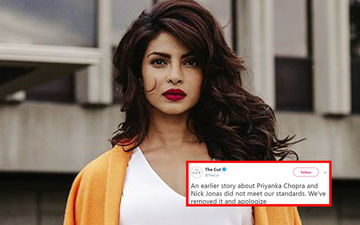 "Priyanka Chopra's Reaction On The Cut Calling Her A ""Scam Artiste"" Shows Her Inner Strength"