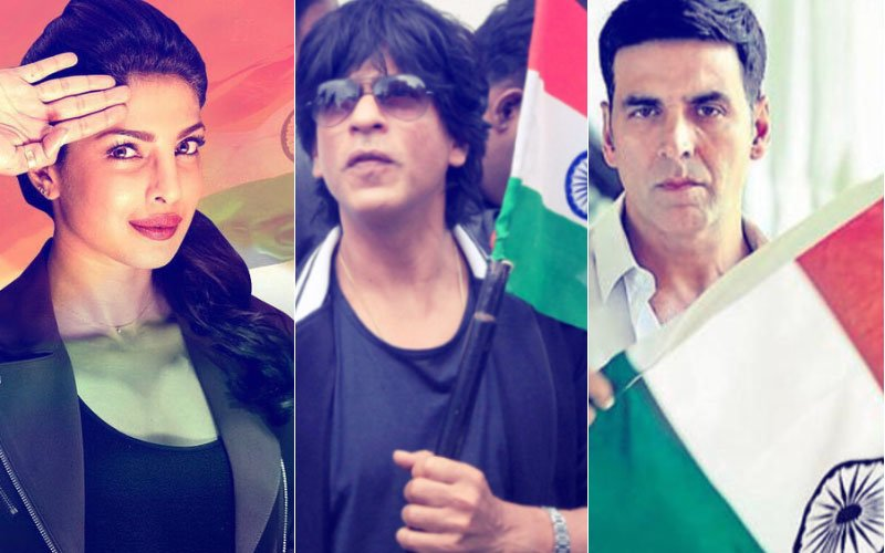 Independence Day 2017: Priyanka Chopra, Shah Rukh Khan, Akshay Kumar Celebrate Nation's Freedom