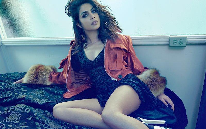 Priyanka Chopra Takes Down A Troll Like A Boss!