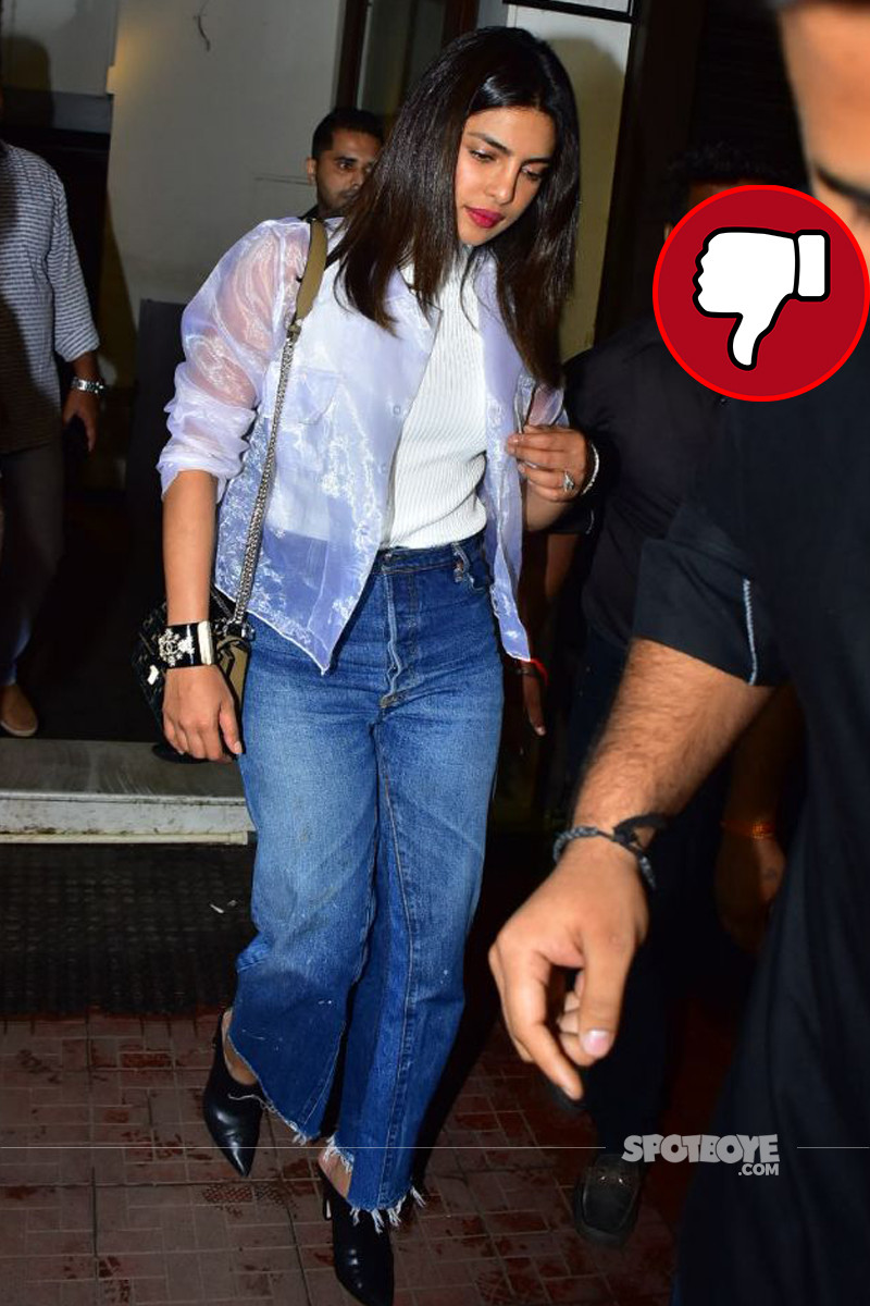 priyanka chopra snapped post dinner with mom madhu chopra