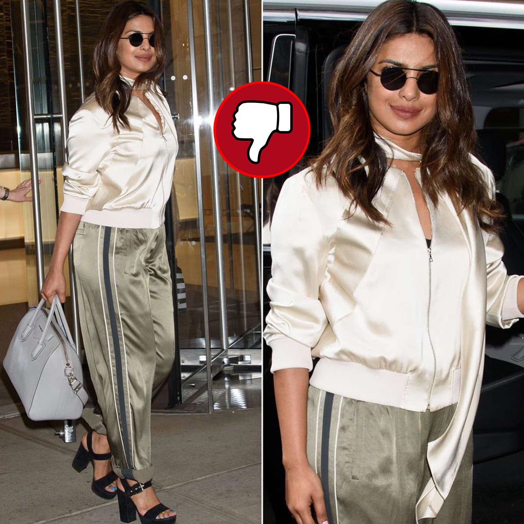 priyanka chopra spotted in hollywood