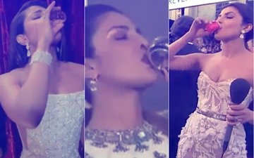 TIPSY TALES: Priyanka Chopra's Special Connection With Tequila Shots
