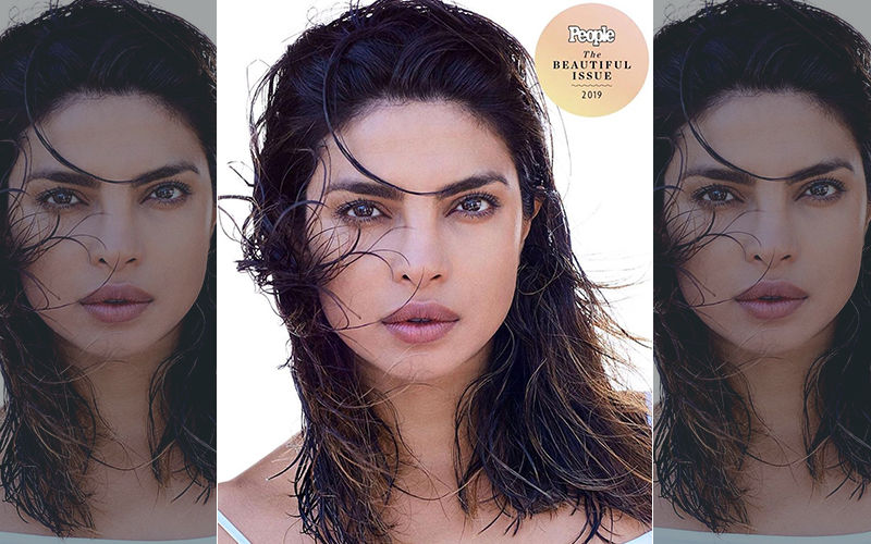 "Priyanka Chopra, The Only Indian Named ""Beauty Of The Year"" By People Magazine!"