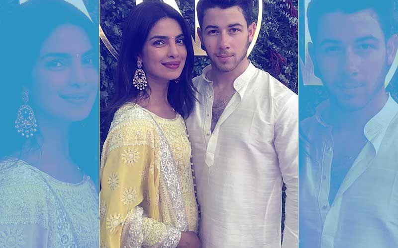 Priyanka Chopra-Nick Jonas Broke Their Engagement News To Someone Over A Video Call At 3 Am. Guess Who?