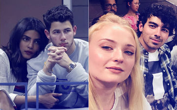 Priyanka Chopra-Nick Jonas' Double Date With Joe Jonas-Sophie Turner At US Open 2018
