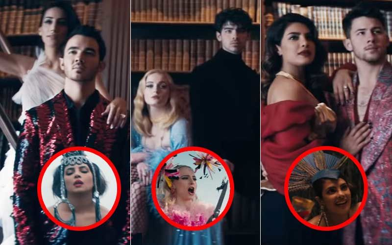 Sucker, Jonas Brothers' First Song After Split: Priyanka Chopra,Sophie Turner's Kinky Looks Take The Cake