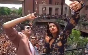 The Sky Is Pink Promotions: Priyanka Chopra Overwhelmed With All The Love Coming Her Way - Watch Video