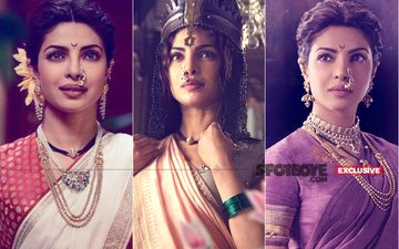 Priyanka Chopra To Play Rani Who Cut Off Her Head For Her Husband?