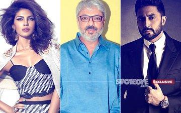 Priyanka Chopra Walks Out On Sanjay Leela Bhansali, Not Abhishek Bachchan