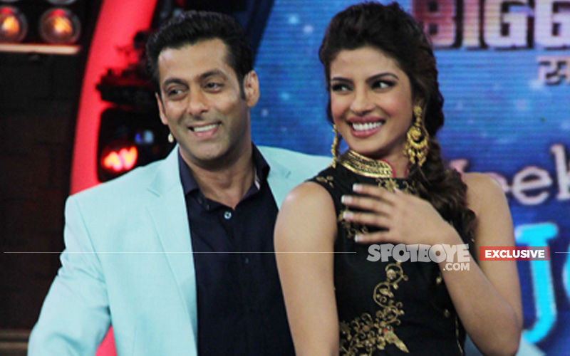Priyanka Chopra Will Invite Salman Khan To Her Wedding. Bygones Are Bygones!