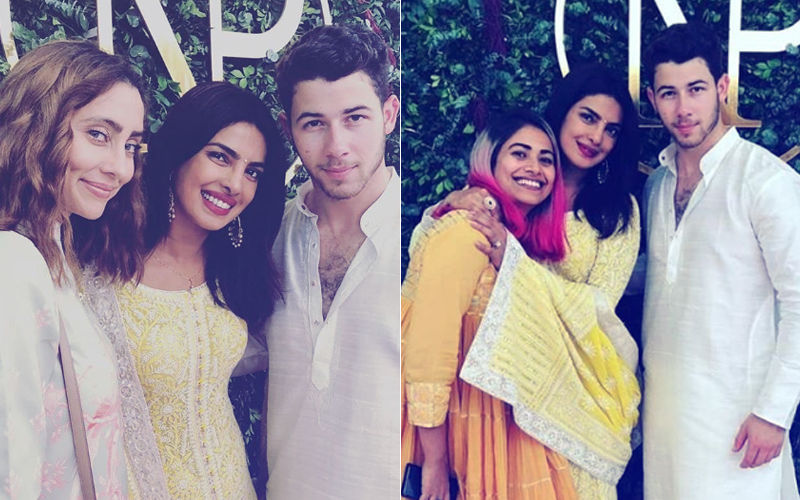 Priyanka Chopra-Nick Jonas Engagement: Inside Pics And Friends' Candid Comments