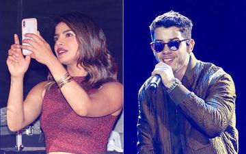 Viva Brazil! Priyanka Chopra Attends Nick Jonas' Concert, Can't Stop Fangirling & Taking His Pics