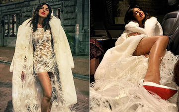 बैचलरेट पार्टी में प्रियंका चोपड़ा ने पहनी ऐसी ड्रेस देखकर पसीने छूट जाएंगे आपके