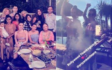 VIDEO: Priyanka Chopra Gives A Desi Twist To Thanksgiving