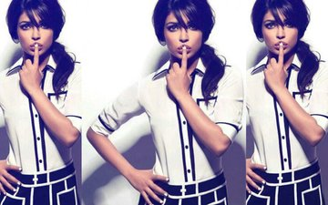 VIDEO: Feisty Priyanka Chopra Is Scared Of Something, Guess What?