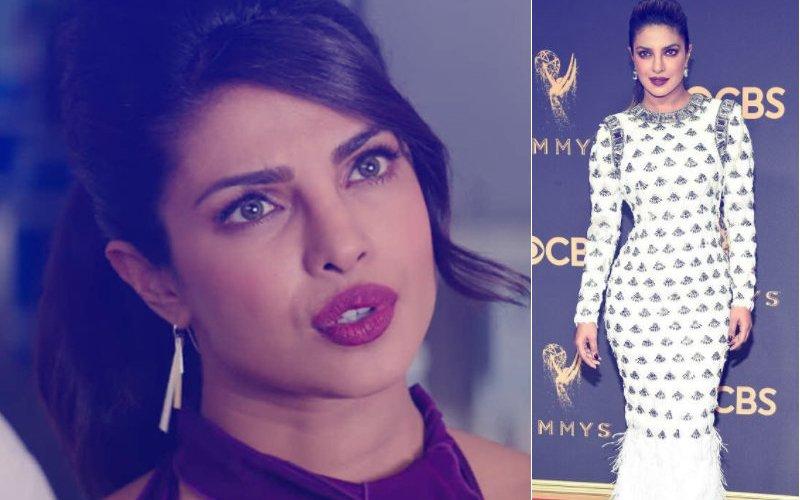 Priyanka Chopra's Surname Mispronounced As 'Chopa' At Emmys 2017, Twitteratis Bash The Announcer