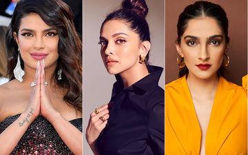 National Lipstick Day 2019: Deepika Padukone, Priyanka Chopra, Sonam Kapoor Show Us How To Rock Moody Shades With Aplomb