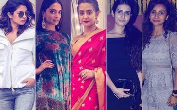 STUNNER OR BUMMER: Priyanka Chopra, Deepika Padukone, Surveen Chawla, Fatima Sana Shaikh Or Patralekha?