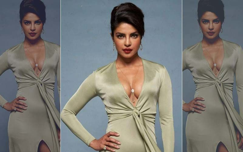 Priyanka Chopra's Look From The Sky Is Pink Leaked Online