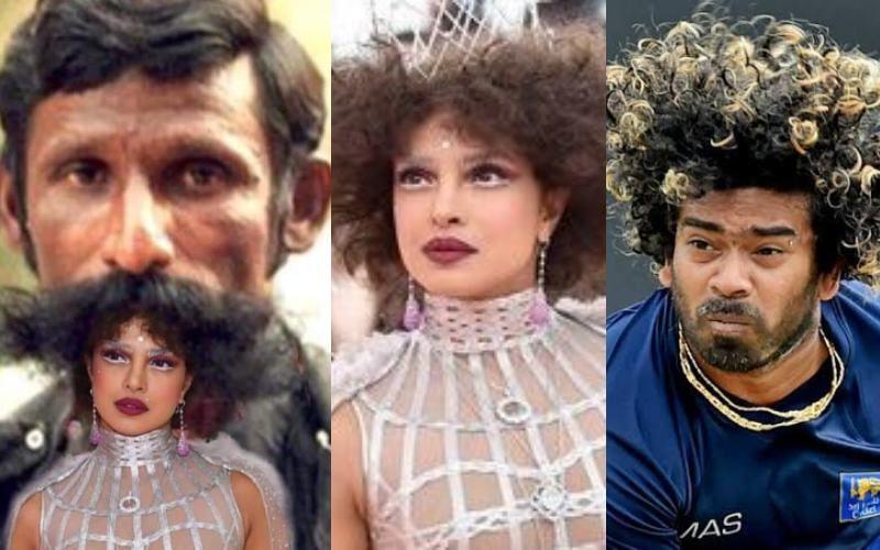 MET GALA 2019 में प्रियंका चोपड़ा का लुक देख किसी को याद आया वीरप्पन तो किसी को मलिंगा