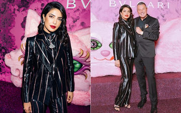 Priyanka Chopra, You Beauty, This Blinged-Up Power Suit Will Haunt Us In Our Dreams