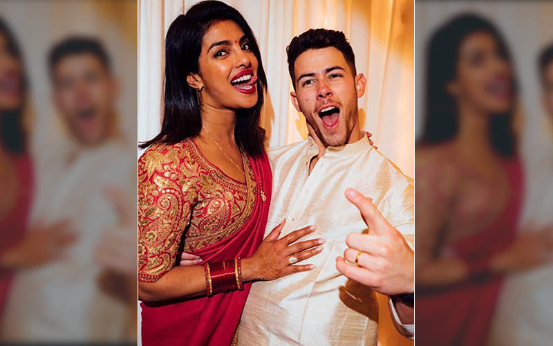 Priyanka Chopra Karwa Chauth 2019: Mr Jonas Says, 'My Wife's A Hindu And She's Incredible'