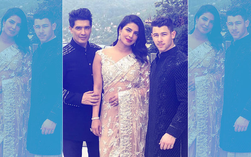 Did Priyanka Chopra Wear Borrowed Clothes At Isha Ambani's Engagement Party In Italy?