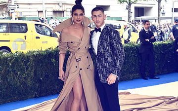 Here's Why Lovebirds Priyanka Chopra & Nick Jonas Walked Together At MET GALA 2017...