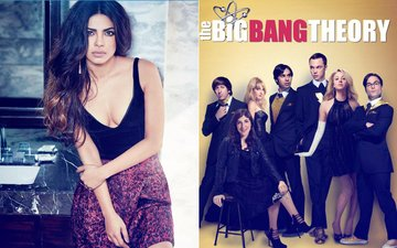 Guess Which Big Bang Theory Star Has Approached Priyanka Chopra For A Role?