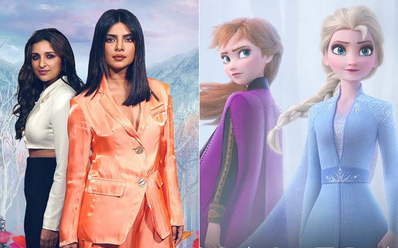 Frozen 2: Chopra Sisters, Priyanka And Parineeti, To Lend Voice For Elsa And Anna In Film's Hindi Version