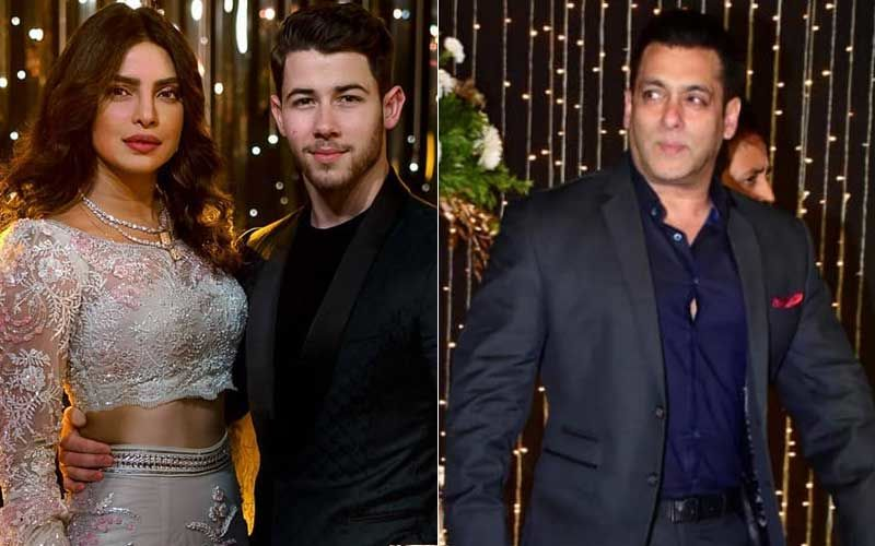 Priyanka Chopra Reciprocates Salman Khan's Gesture; Meets Him At Galaxy Post Reception