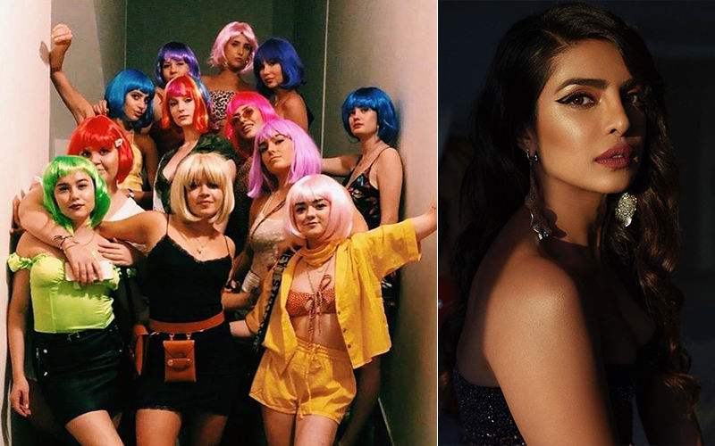 Oopsy! Priyanka Chopra Misses Out All The Fun At Sister-In-Law, Sophie Turner's Bachelorette Party