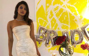 Priyanka Chopra's Bridal Shower In New York: To-Be Mrs Jonas Looks Radiant In White – View Pics