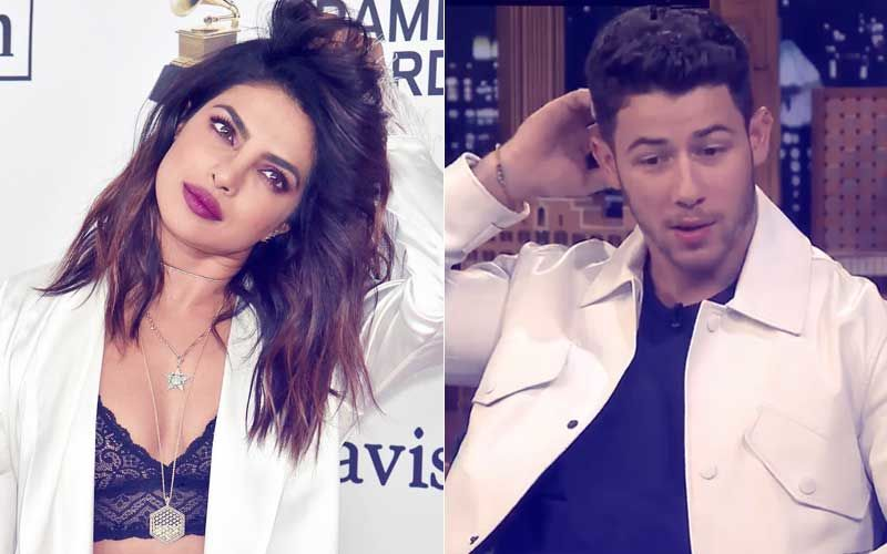 Priyanka Chopra Shouts 'Prick' During Nick Jonas' Chat With Jimmy Fallon & Fiancé Replies