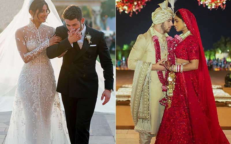 First Wedding Pictures Of Priyanka Chopra-Nick Jonas Are Here And They Will Take Your Breath Away