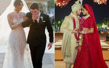 प्रियंका चोपड़ा और निक जोनस की शादी के बाद पहली तस्वीर आई सामने, बेहद ही खूबसूरत लग रहें दोनों