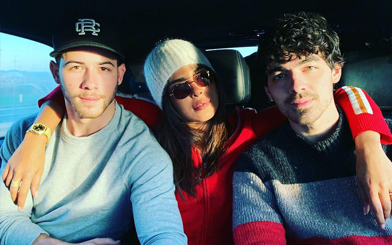 Priyanka Chopra To Get Nick's Band Jonas Brothers For An Amazon Show