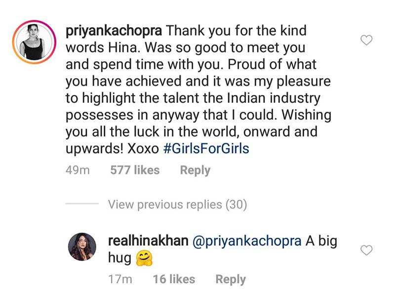 Priyanka Tweet